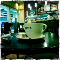Photo taken at Costa Coffee by Gary K. on 12/18/2012