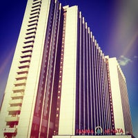 Снимок сделан в Измайлово «Гамма-Дельта» / Izmailovo Gamma Delta Hotel пользователем DimaDexter 4/23/2013