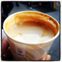 Photo taken at Caffe Lavazza @ Eataly by Pamela C. on 10/20/2012
