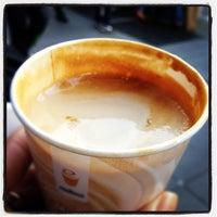 Снимок сделан в Caffe Lavazza пользователем Pamela C. 10/20/2012