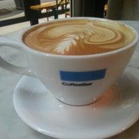 Photo taken at CoffeeBar by Trevor H. on 1/18/2013