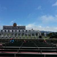 Photo taken at Golden Gate Fields by James H. on 5/26/2013