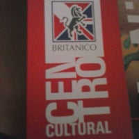 Photo taken at Británico by Leonardo M. on 7/16/2013