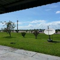Photo taken at Aeroporto de Itaituba (ITB) by Tom F. on 4/8/2013