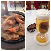 Photo taken at Trattoria do Assis by Carolina R. on 2/1/2014