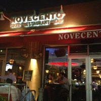 Photo taken at Novecento by Chaz N. on 3/20/2013
