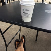 Photo taken at Starbucks by Sunshine ☀️⭐ D. on 6/3/2017