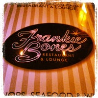 Photo taken at Frankie Bones by Tom B. on 1/14/2013