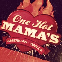 Photo taken at One Hot Mama's by Tom B. on 3/23/2013