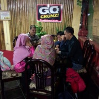 Photo taken at GO CRUNZ! Traditional Cafe. by Riyadh R. on 3/24/2014
