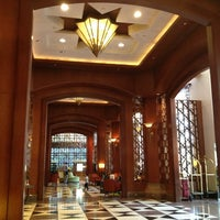 Photo taken at Sheraton Imperial Kuala Lumpur Hotel by takakoji on 2/1/2013