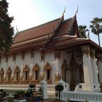 Photo taken at Suvarn Dararama Temple by takakoji on 2/25/2013