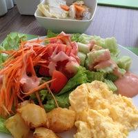 Photo taken at Taste Restaurant by takakoji on 10/13/2013