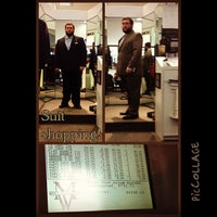 Photo taken at Mens Wearhouse by Kara A. on 5/19/2013