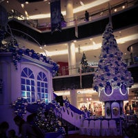 Photo taken at Paradigm Mall by Alex T. on 12/9/2012