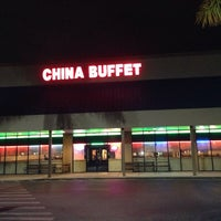 Photo taken at China Buffet by Darren Y. on 9/30/2013