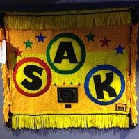 Photo taken at SAK Comedy Lab by Darren Y. on 3/3/2013
