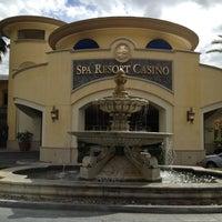Photo taken at Spa Resort Casino by John G. on 10/11/2012