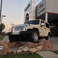 Photo taken at Puente Hills Chrysler Dodge Jeep Ram by OneCommand S. on 5/19/2015