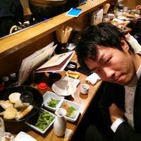 Photo taken at 串焼 おでん 根 北一条店 by 理 今. on 12/5/2014