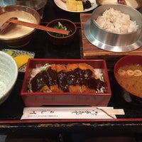 Photo taken at よし川 エスカ店 by umbdoo on 11/9/2014