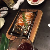 Photo taken at 坐・和民 新宿西口店 by umbdoo on 4/3/2015