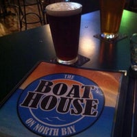 Photo taken at Lennard K's Boathouse by The Brew Mama on 2/4/2014
