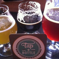 Photo taken at Tap & Bottle by The Brew Mama on 6/25/2013