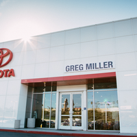 Photo taken at Greg Miller Toyota by Greg Miller Toyota on 4/21/2016