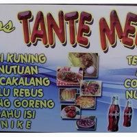 Photo taken at Tinutuan Tanta Meis by T'nee B. on 4/24/2014