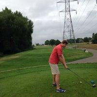 Photo taken at Broken Tee Golf Course by Adam K. on 7/17/2014