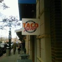 Photo taken at Taco Fiesta by Kewl D. on 12/11/2012