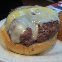 "Photo taken at Paul's ""Da Burger Joint"" by Eddie G. on 4/23/2013"
