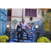 Photo taken at Court des Anges by brettschorr.com on 10/15/2014