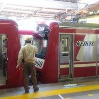 Photo taken at Keikyu Shinagawa Station (KK01) by yasuzoh on 7/12/2013