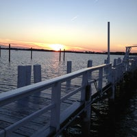 Photo taken at Bowen's Wharf by Kaitlyn S. on 1/5/2013