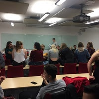 Photo taken at ESLC (Engineering and Science Learning Centre) University of Nottingham by Gregor E. on 10/9/2017