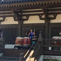 Photo taken at Matsuriza Taiko Drummers by Jordan B. on 10/1/2016