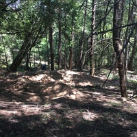 Photo taken at Tamarancho Flow Trail by Elliot D. on 5/30/2016
