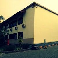 Photo taken at Kantor Terminal Peti Kemas Makassar by Muhammad Taufik H. on 4/15/2013
