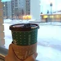 Photo taken at Tim Hortons by elle_fab on 12/30/2015