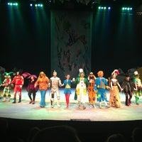 Снимок сделан в Театр юных зрителей им. А. А. Брянцева пользователем Eugenia 3/29/2013