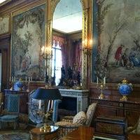 Photo taken at Musée Nissim de Camondo by Silvia L. on 9/11/2013