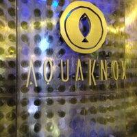 Photo taken at AquaKnox by Leonard N. on 11/22/2012