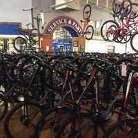 Photo taken at Richardson Bike Mart by Shannon F. on 7/28/2013