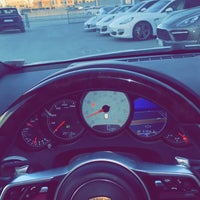 Photo taken at Porsche Service Center by Abdulkareem on 2/16/2016