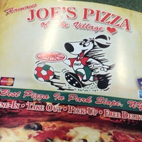 Photo taken at The Best Joes Pizza of Park Slope by Mariam A. on 6/13/2014