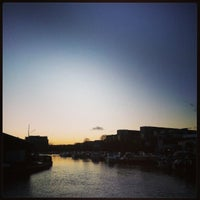 Photo taken at Brayford Wharf by Cindy C. on 12/30/2012