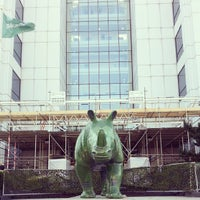 Photo taken at Old Mutual House by Cindy C. on 9/12/2013