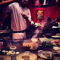 Photo taken at Benihana by Ahmed A. on 5/11/2013